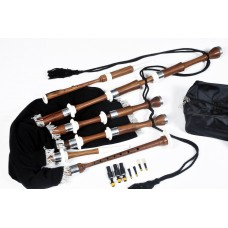 Chalice Antique Bagpipes Cocobolo Wood