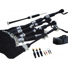 Highland Bagpipes Rosewood Full Size (Beginners Starter Package)