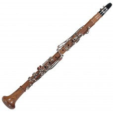 A Clarinet Cocobolo Wood Albert System