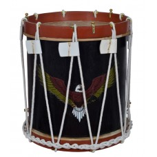 Civil War Drum with Eagle