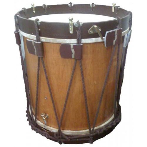 how to build a civil war drum