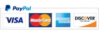 We Accept all Credit & Debit Cards