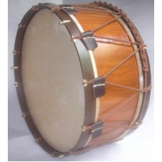 Renaissance Bass Drum
